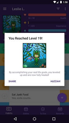 Habitica Gamify your Tasks1