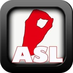 Hand Sign Language Learn ASL logo