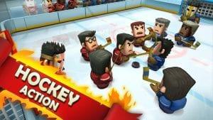IceRage: Hockey screen 1
