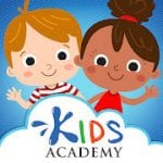 Kids Academy Pre-K-3 learning & educational games