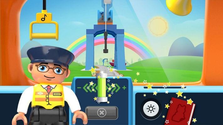 LEGO DUPLO Train1