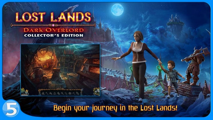 Lost Lands 11