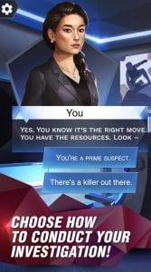 Solve it - A visual novel