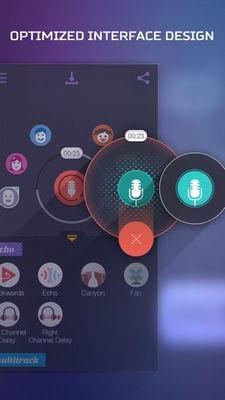 Voice Changer App by JINMIN ZHOU1