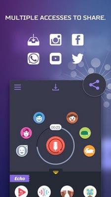 Voice Changer App by JINMIN ZHOU2