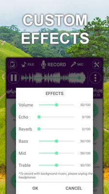 Voice changer sound effects by 9xgeneration2