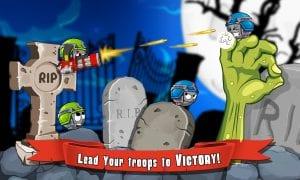 Warlings: BattleWorms screen 1