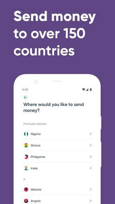 WorldRemit Money Transfer App Send Money Abroad2