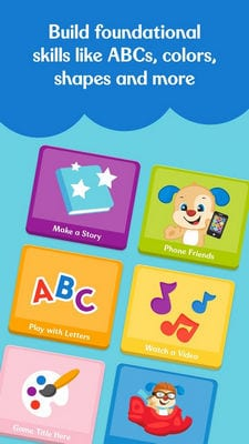 learn & play by Fisher-Price ABCs, Colors, Shapes2