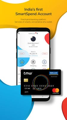 tmw - Wallet, Prepaid Card, Recharge, Payment1