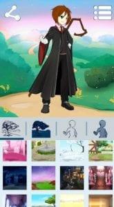 Avatar Maker: Anime Boys