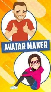 Personal Cartoon Avatar Maker