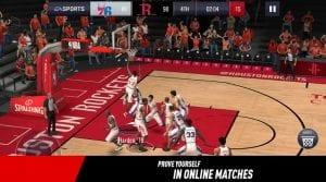 Editors' ChoiceEditors' Choice NBA LIVE Mobile Basketball