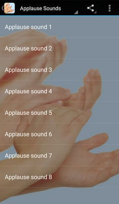 Applause Sounds1