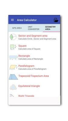 Area Calculator by Testskill1