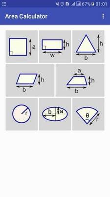 Area Calculator surface area formula1