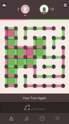 Dots and Boxes - Classic Strategy Board Games1