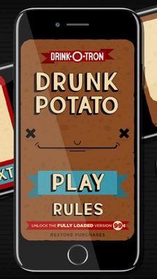 Drunk Potato A Drinking Game (Drunk Potato by Drink-O-Tron Play Market)2