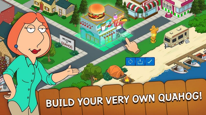 Family Guy The Quest for Stuff1