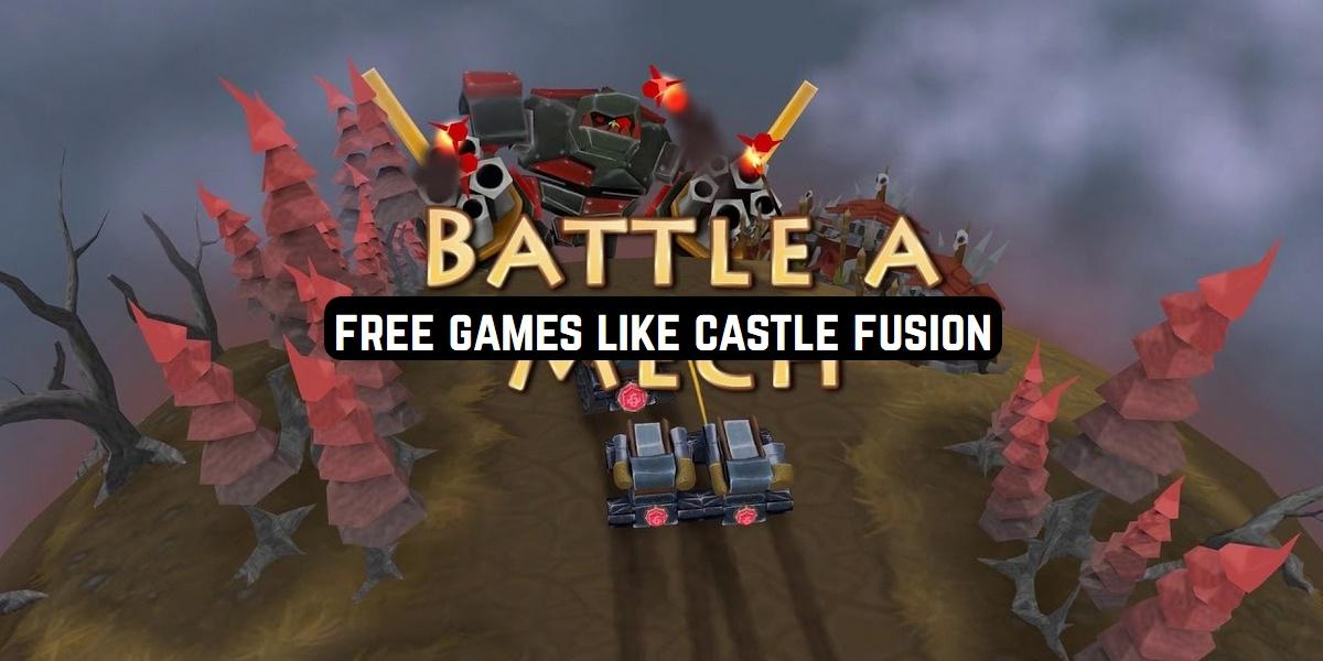 Free Games Like Castle Fusion