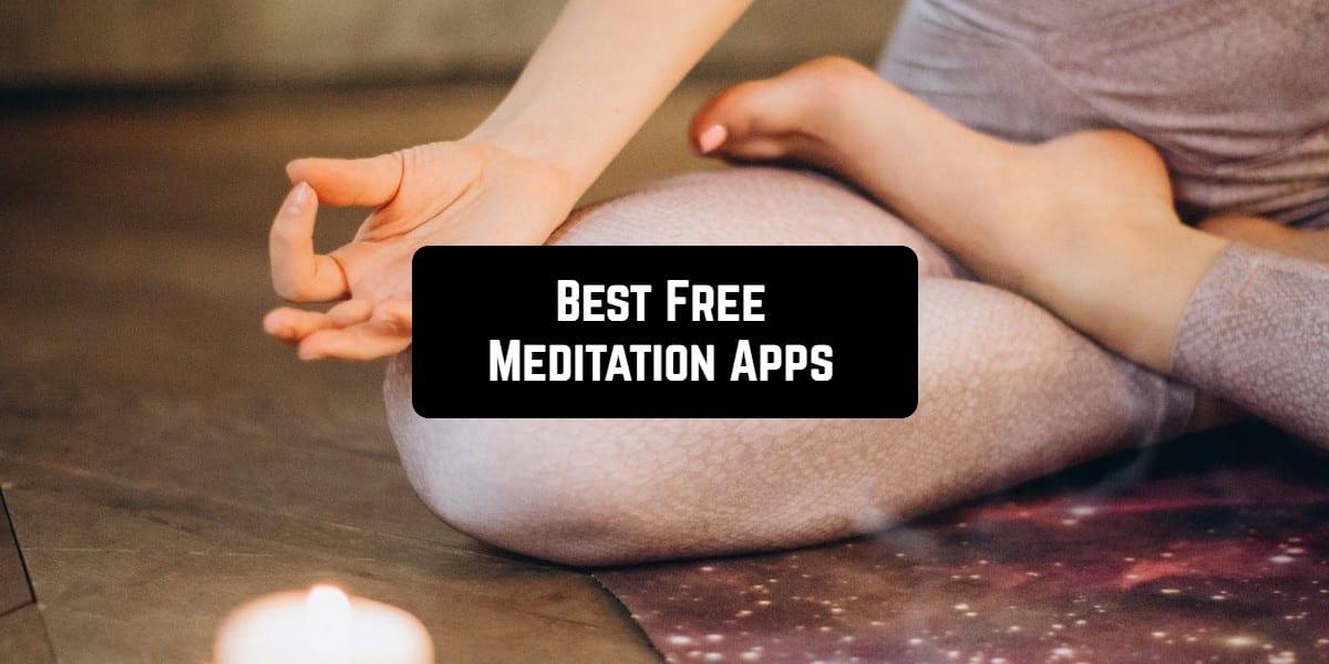 Free Meditation Apps main pic