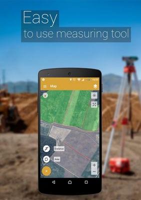 GPS Fields Area Measure2