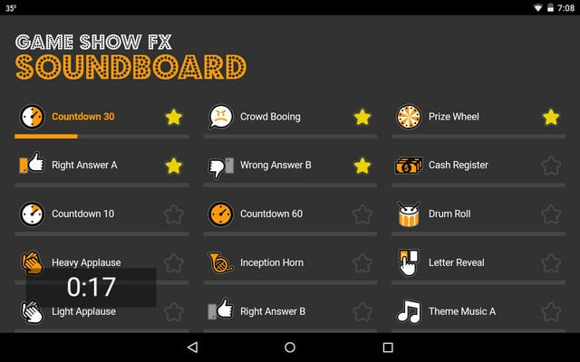 Game Show FX Soundboard2
