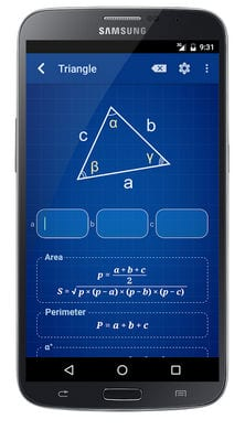 Geometry Calculator2