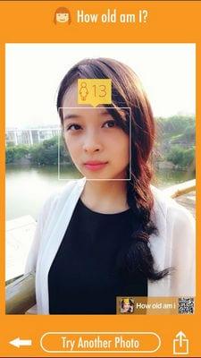 How Old Am I - Face Camera2