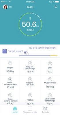 Huawei Body Fat Scale1