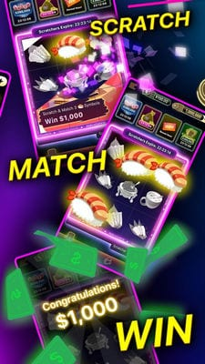 Lucky Night - Free Lottery Games, Real Rewards1