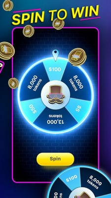 Lucky Night - Free Lottery Games, Real Rewards2