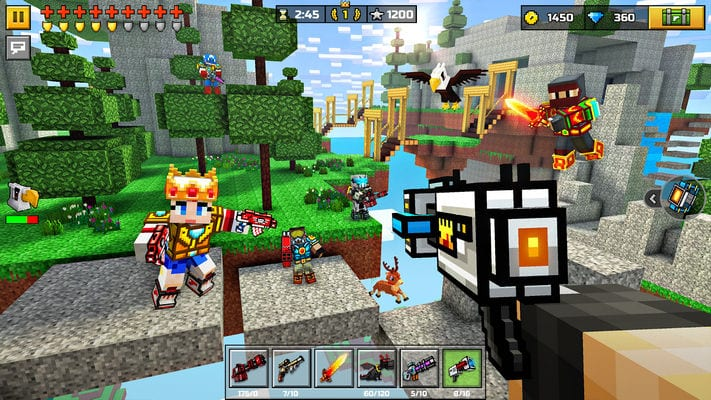Pixel Gun 3D FPS Shooter & Battle Royale1