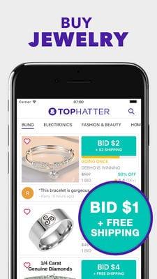 Tophatter Fun Deals, Shopping Offers & Savings1
