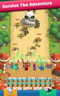 Wild Castle TD Grow Empire in Tower Defense1