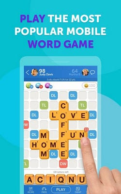 Words with Friends Play Fun Word Puzzle Games2