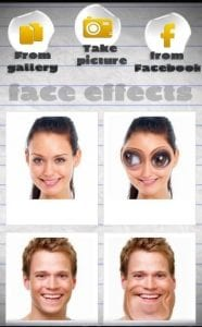 funny face effects1