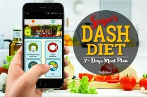 SUPER DASH DIET MEAL PLAN