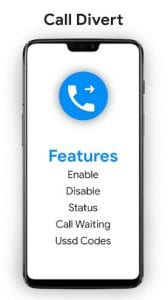 Call Divert - Forward or Divert Calls with Ease.