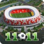 11x11 Football Club Manager