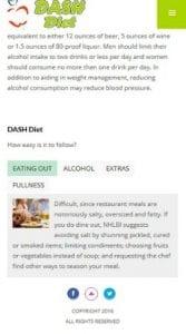 DASH Diet Plan