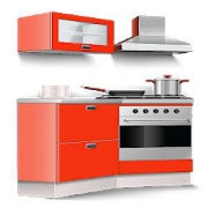 3D Kitchen Design for IKEA Room Interior Planner