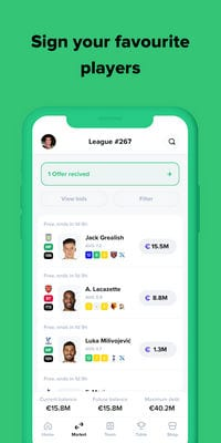 Bemanager - Be a Football Manager1