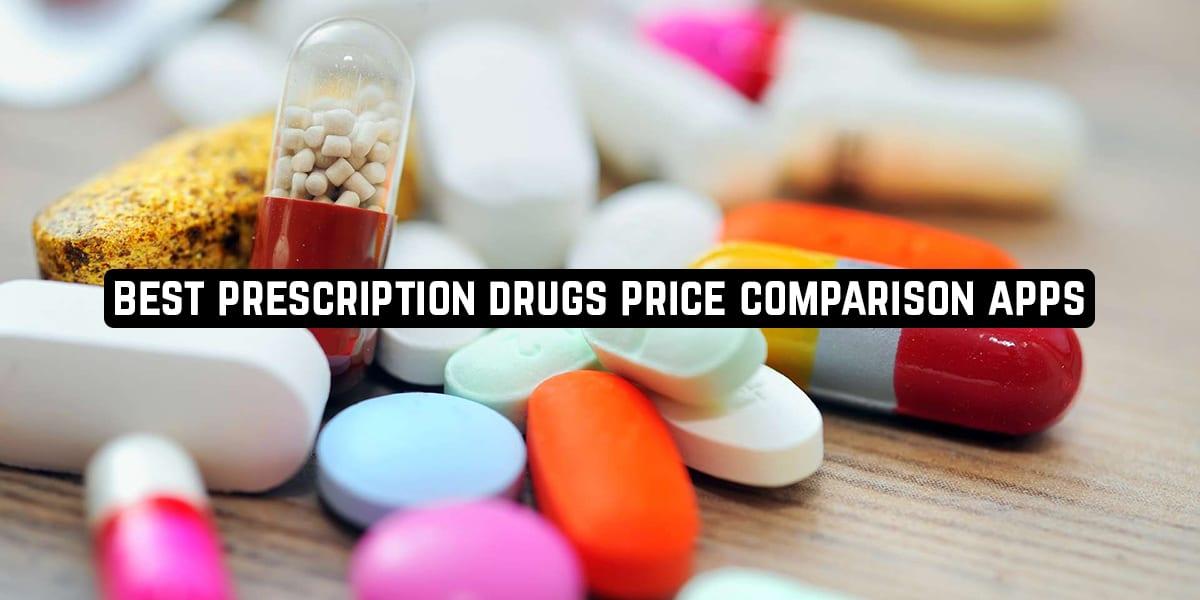 Best Prescription Drugs Price Comparison Apps