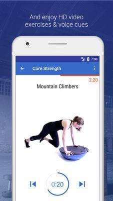 Bosu Balance Trainer by Fitify2
