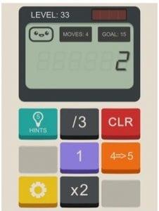 Calculator The Game 1