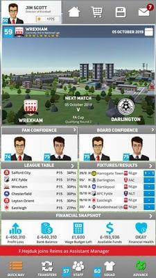 Club Soccer Director 2020 - Soccer Club Manager1