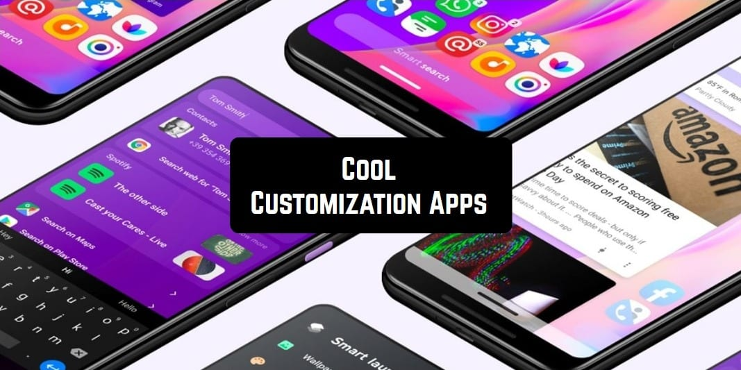 Cool Customization Apps main pic