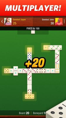 Domino! The world's largest dominoes community by Flyclops LLC1