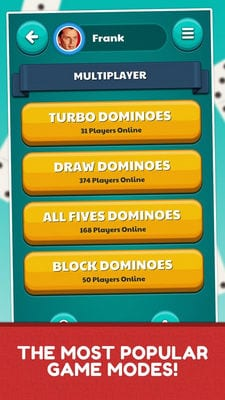 Dominoes Jogatina Classic and Free Board Game1